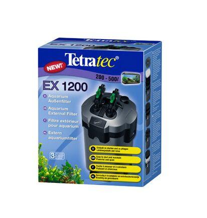 Продам новый внешний фильтр tetra ex 1200 plus